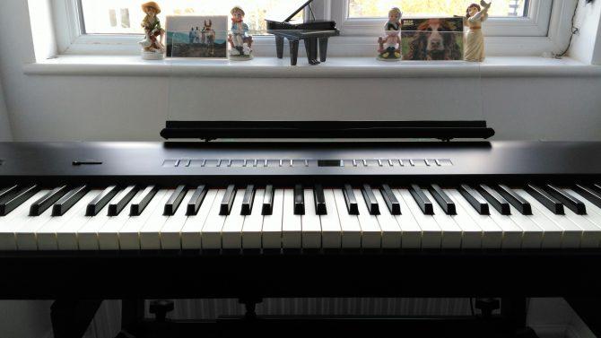Notas sobre la práctica del piano