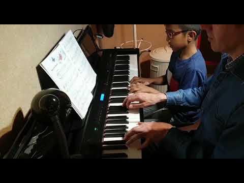 """Krithik, de 10 años, tocando """"Butterflies"""""""